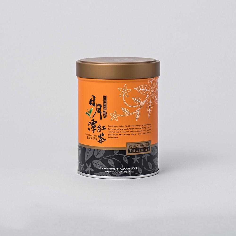 台茶21號‧紅韻 包裝圖