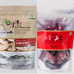 活動-杏鮑菇脆片+紅茶花生
