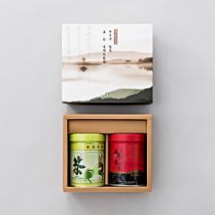 紅頂茗茶禮盒
