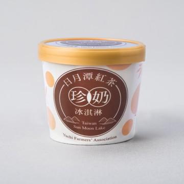【7-11店取免運】珍珠奶茶(阿薩姆)冰淇淋
